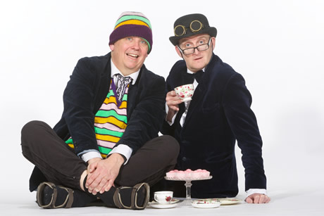 Raymond and Mr Timpkins Revue